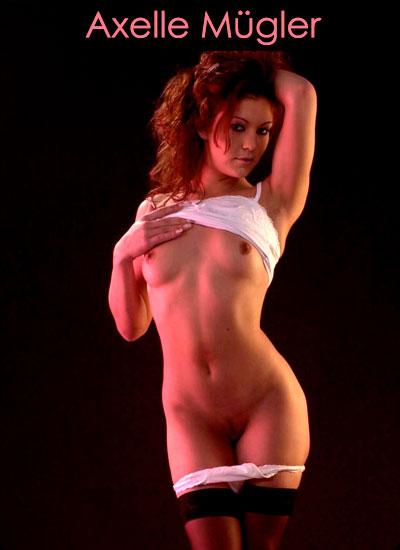 Axelle Mugler Porn Star