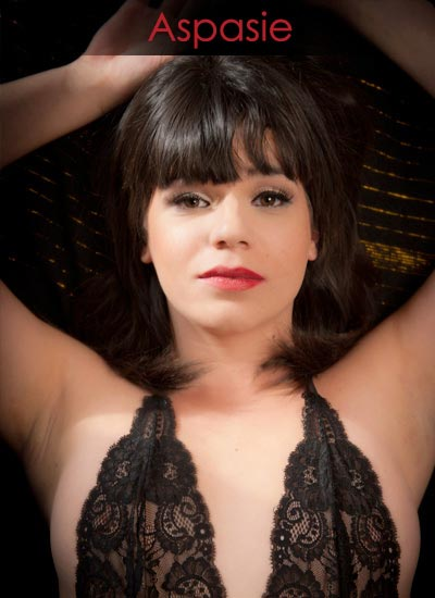 Aspasie actrice porno