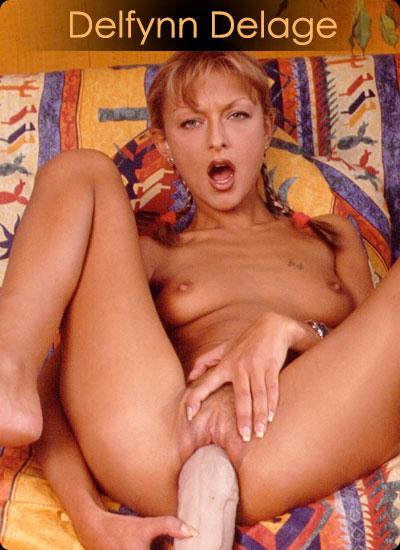 Delfynn Delage Porn Star