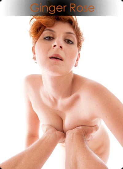 Ginger Rose porn model