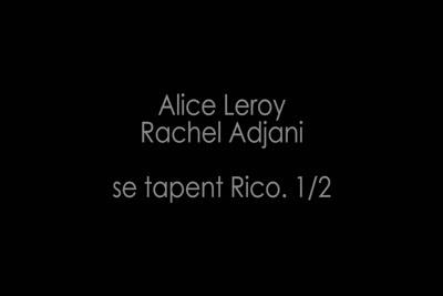 Rachel Adjani se tape Rico acteur porno 1