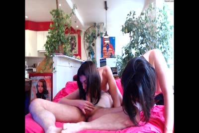 Emma Duval Casting en webcam partie 2 1