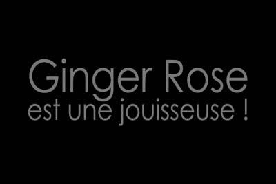 Ginger Rose : La belle rousse Ginger Rose dans sa première vidéo de masturbation 2
