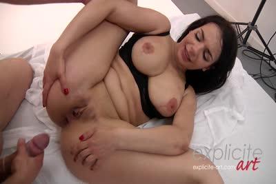 Sophia Laure : La seconde partie de la vidéo de sexe entre Sophia laure et Vince Carter 1
