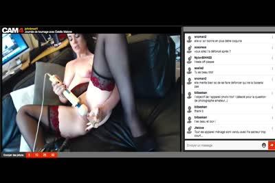 Estelle Malonn : La vidéo du casting d'Estelle Malonn. Part 1 4
