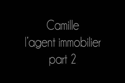 La seconde partie de la vidéo de Camille qui baise son client Rico
