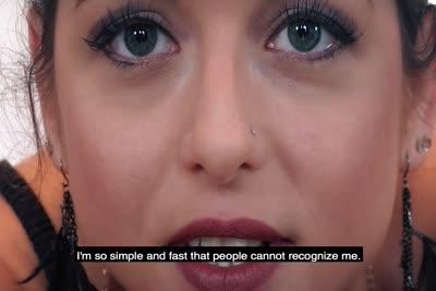 Rachel Adjani star du X dans une Interview glamour 3