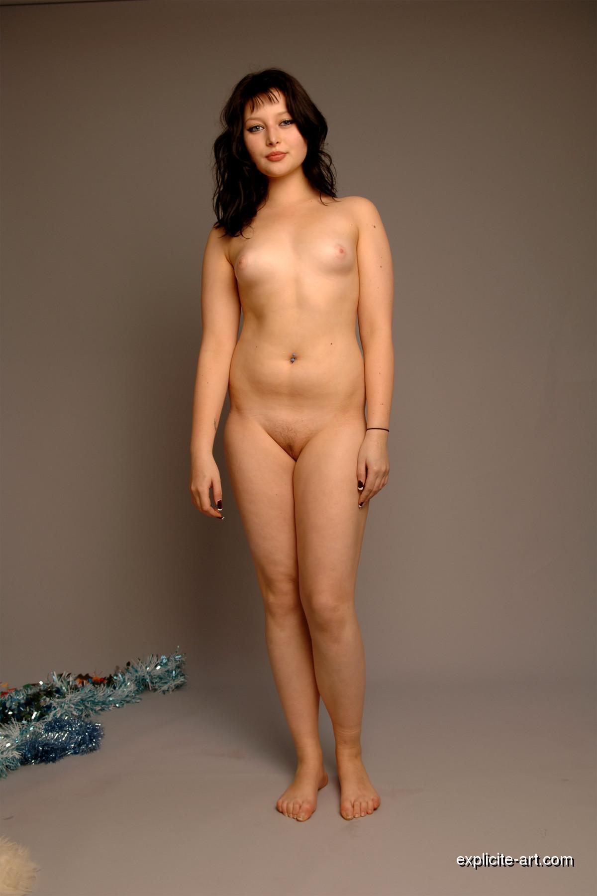 Nude casting anna polina
