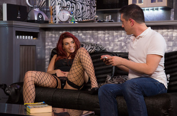 Remarkable, French teacher porn redhead