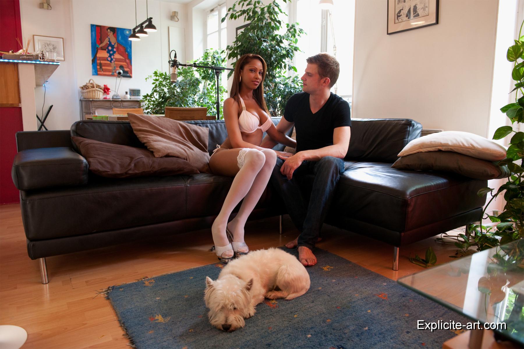 le sexe de la scène video sexe parfait