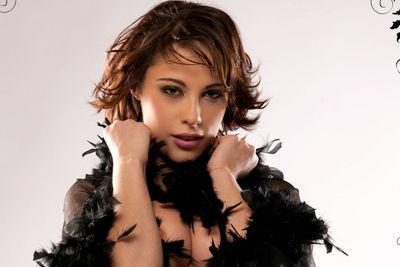 Des photos nu et glamour de la star du X Nikita Bellucci