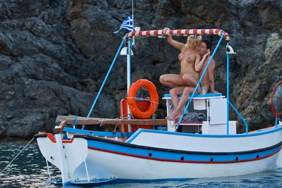 Orgasmes en pleine mer