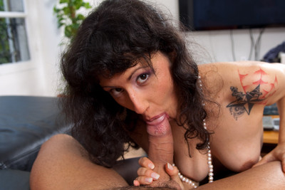 Submissive young French brunette first time sodomy.