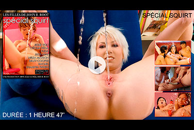Special squirting French girls The complete film. 100% French squirting
