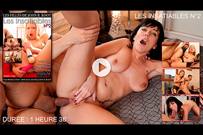 Insatiables n°2 the compilation video with Mya Lorenn and Lucy Heart