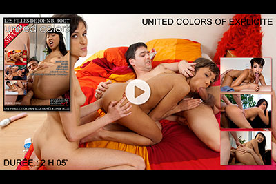 United Colors of John B. Root ! The complete film. Black, asian, arabic girls.
