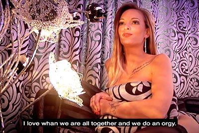 Les confessions intimes de la star du X Tiffany Leiddi