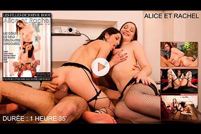 Alice Leroy and Rachel Adjani. The complete French porn film