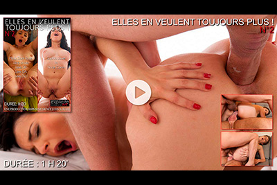 The compilation porn film They always want more n°2