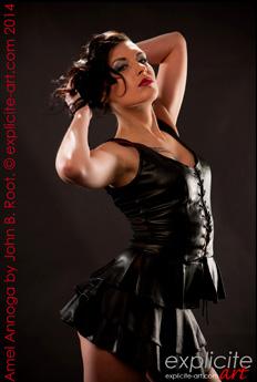 amel annoga studio noir